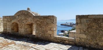 La Fortezza, fort vénitien de Réthymnon (Crète)