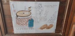 Atelier de fabrication de pâtes - Réthymnon (Crète)