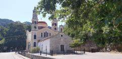 Eglise de la Panagia à Meskla (Crète)