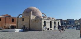 Mosquée de Kioutsouk Hasan - Chania (Crète)