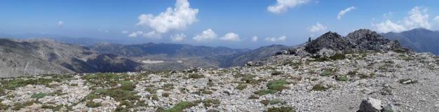 Randonnée du mont Gingilos (Crète)