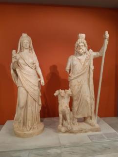 Musée archéologique d'Héraklion (Crète)