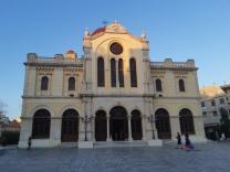 Cathédrae d'Agios Minas (Héraklion - Crète)
