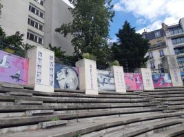Parc de Belleville (Paris 19ème)
