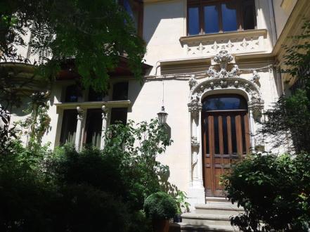 Maison Eymonaud ou hôtel de l'Escalopier (Paris 18ème)