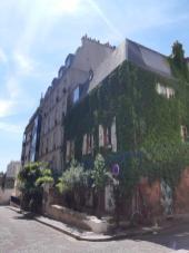 Rue Cauchois (Paris 18ème)