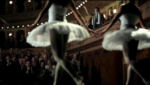 Ballet: Publicidad de Movistar para el Dia del Padre 2012
