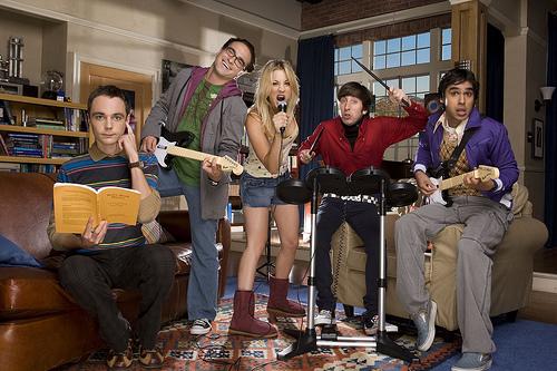 The Big Bang Theory Wallpaper Karaoke