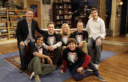 The Big Bang Theory Wallpaper Cast