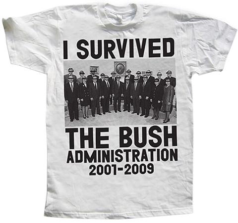 Yo sobrevivi al gobierno de Bush