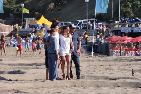 Claudia Albertario - Movistar Summer Experience 2011