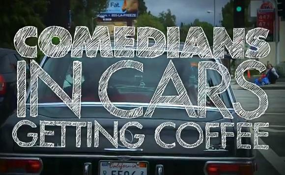 Comedians in cars getting coffee, de Jerry Seinfeld