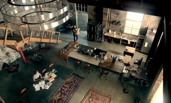 El loft de Jack Bauer
