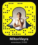 Milton Vieyra en Snapchat: Emevieyra