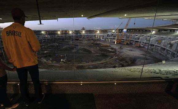 Estadio Maracana - Reformas para el mundial