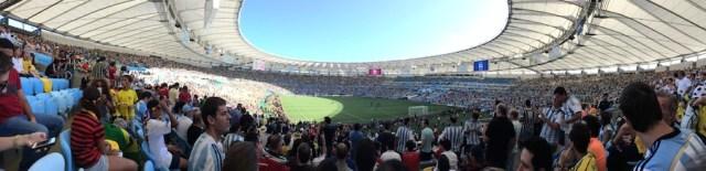 Argentina Final en el Maracaná
