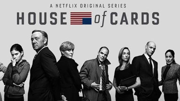 House of Cards, la serie de Netflix