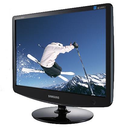 LCD Samsung 20