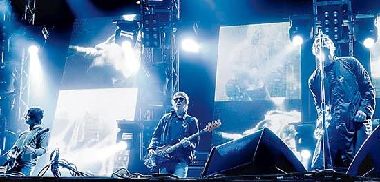 Oasis en Argentina: audio para descargar