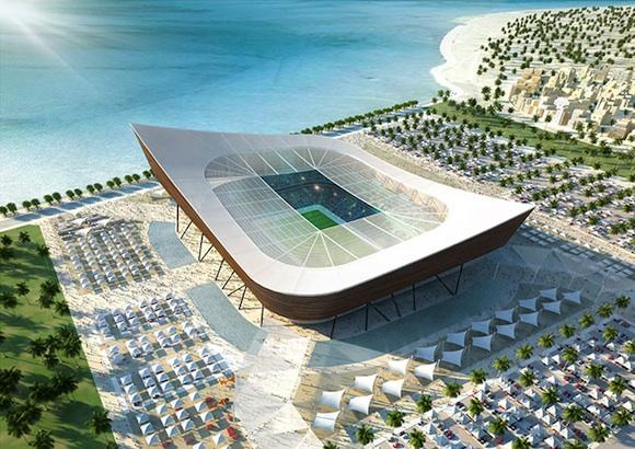 Mundial de Qatar 2022 - Los estadios