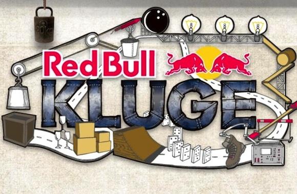 Red Bull Kluge, la maquina de Rube Goldberg de Red Bull