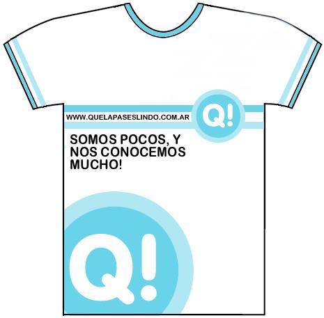 Remera Q!