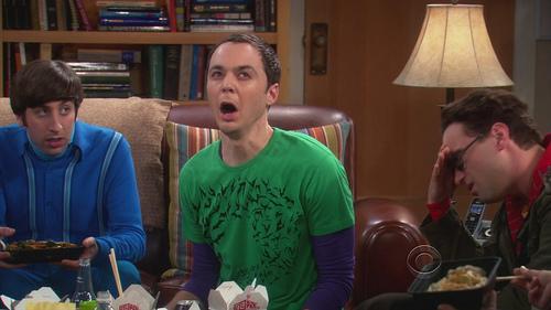 Sheldon Wallpaper The Big Bang Theory