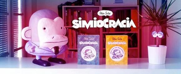 Simiocracia, España por Aleix Saló