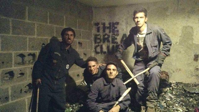 The Break Club: El lugar ideal para descargarte rompiendo todo