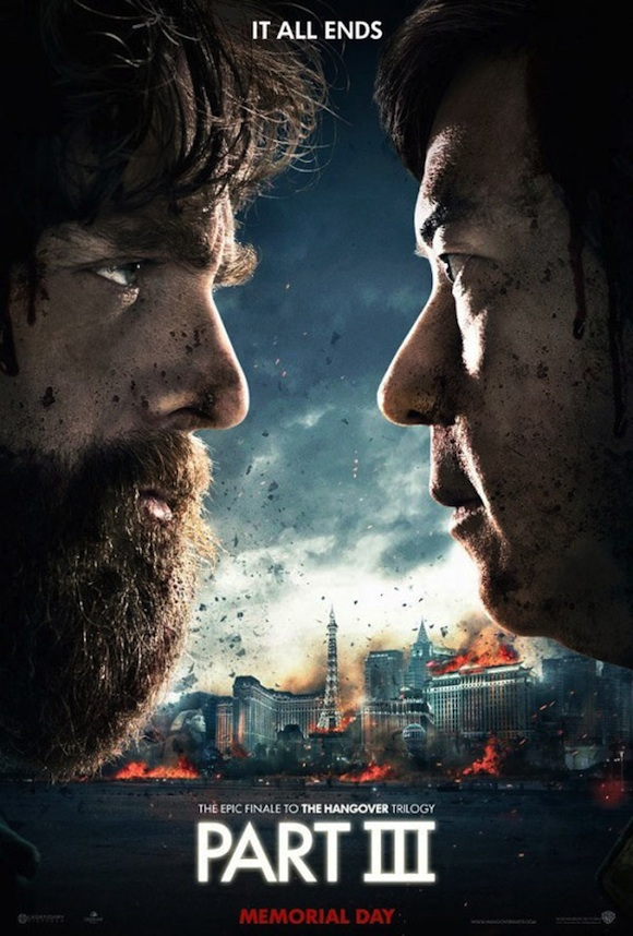 The Hangover 3: Poster
