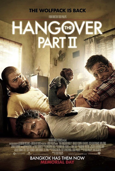 The Hangover Part II - Poster