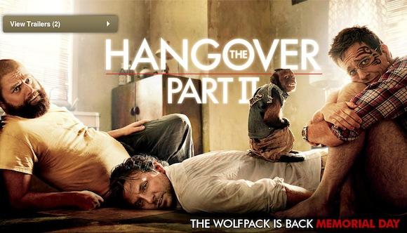 The Hangover: Part II (trailer subtitulado al español)