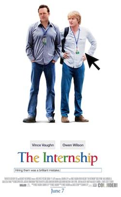 The Internship: la película de Google con Owen Wilson y Vince Vaughn