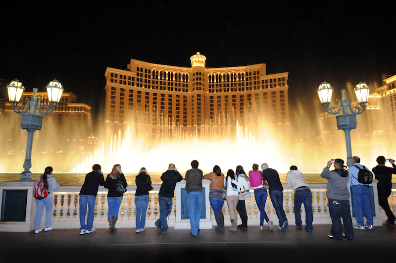 Tips para viajar a Las Vegas