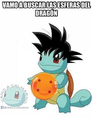 Vamo a buscar las esferas del dragón