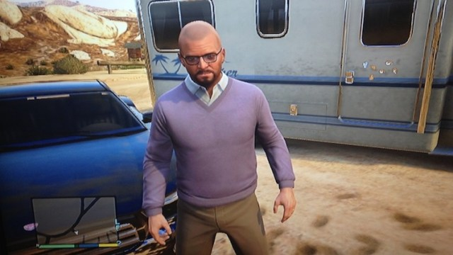 Walter White en el GTA