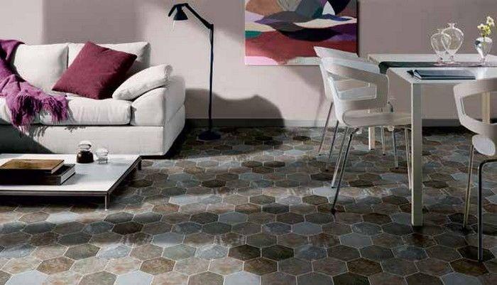 Piastrelle per pavimento in gres porcellanato Scopri i nuovii modelli