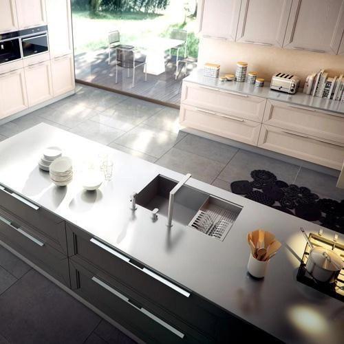 Top cucina e Piani lavoro i migliori consigli su quali materiali e quali finiture