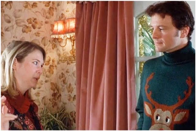maglione natalizio renna bridget jones