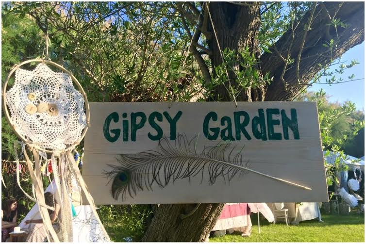 evento gipsy garden