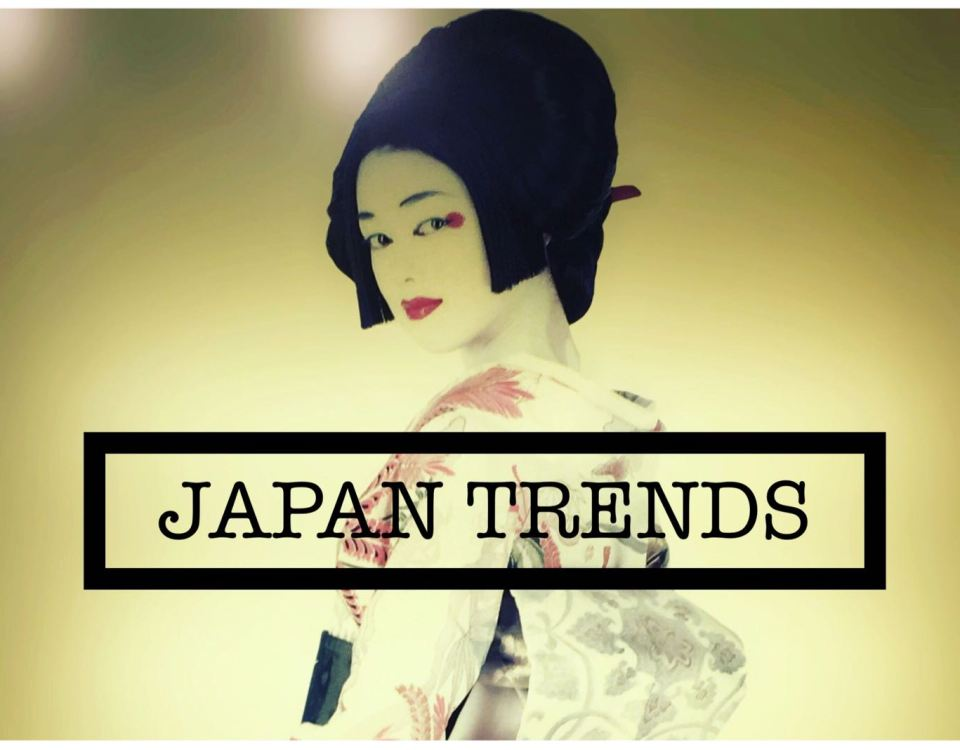 trend giappone