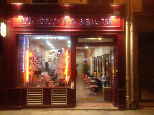 Linstitut 2 Beaut Paris