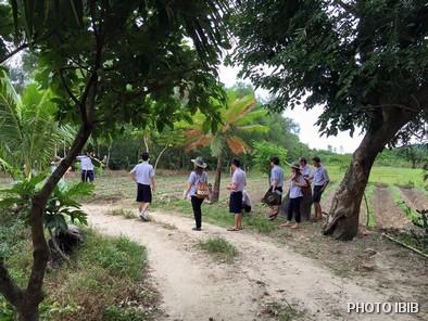 Trại sơ cấp Lộc Uyển, Huyện Phú Lộc, Trò chơi trong rừng
