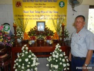 Linh đài Huynh trưởng Đồng Xuân Lê Thị Tuyết Mai
