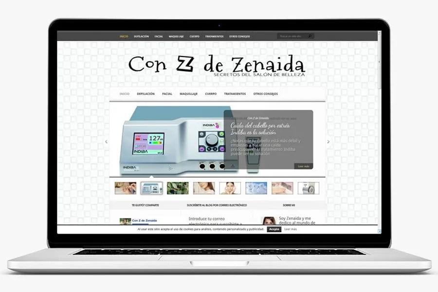ConZdeZenaida realizado por quenohariayoporti