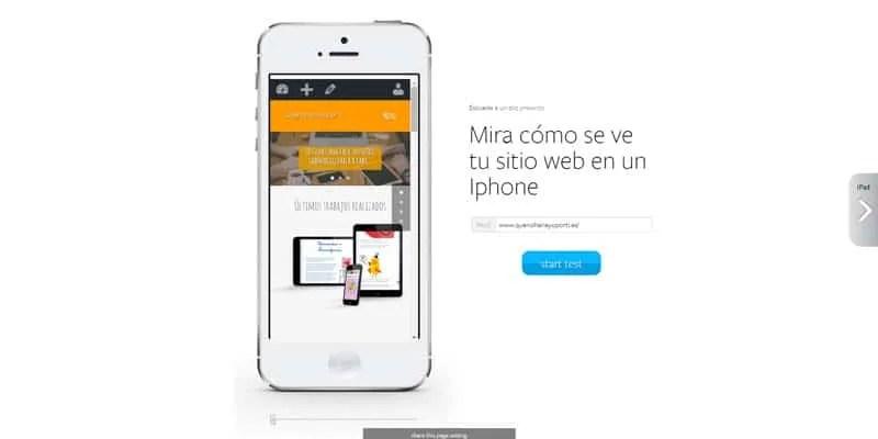 Comprueba con Responsimulator el diseño responsive de tu sitio web