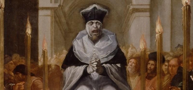 Raymond Diocres y la conversión de San Bruno