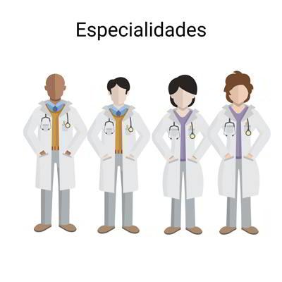 Seguro de salud - especilistas