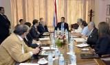 Mesa Directiva expone ante Relator de la CIDH los casos de Curuguaty y del Pueblo Ayoreo