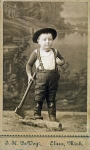 William A. Dwyer, 1886